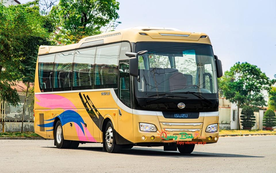 Cho thuê xe 35 Đồng Hới, Quảng Bình car rentals