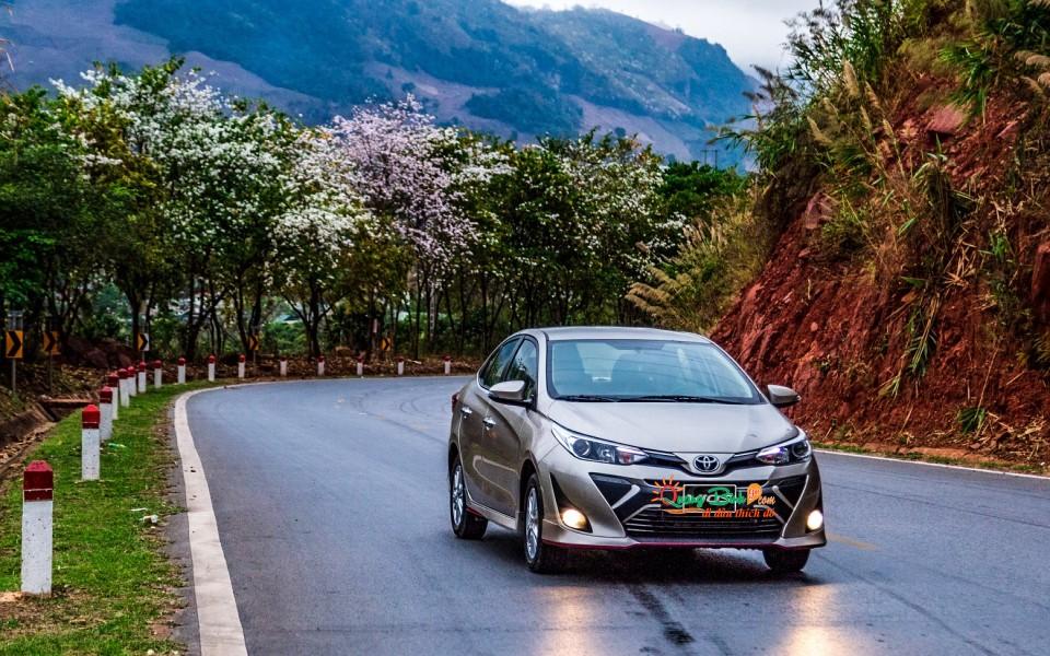 Cho thuê xe 4 chổ Đồng Hới car rentals