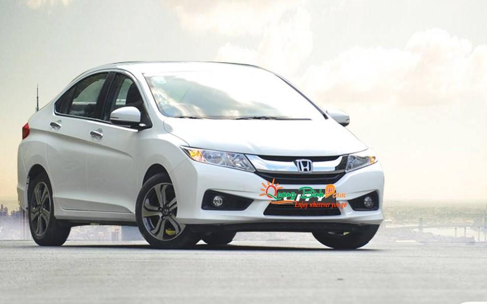 Cho thuê xe 4 chổ Quảng Bình car rentals