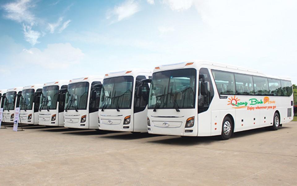 Cho thuê xe 45 Đồng Hới, Quảng Bình car rentals