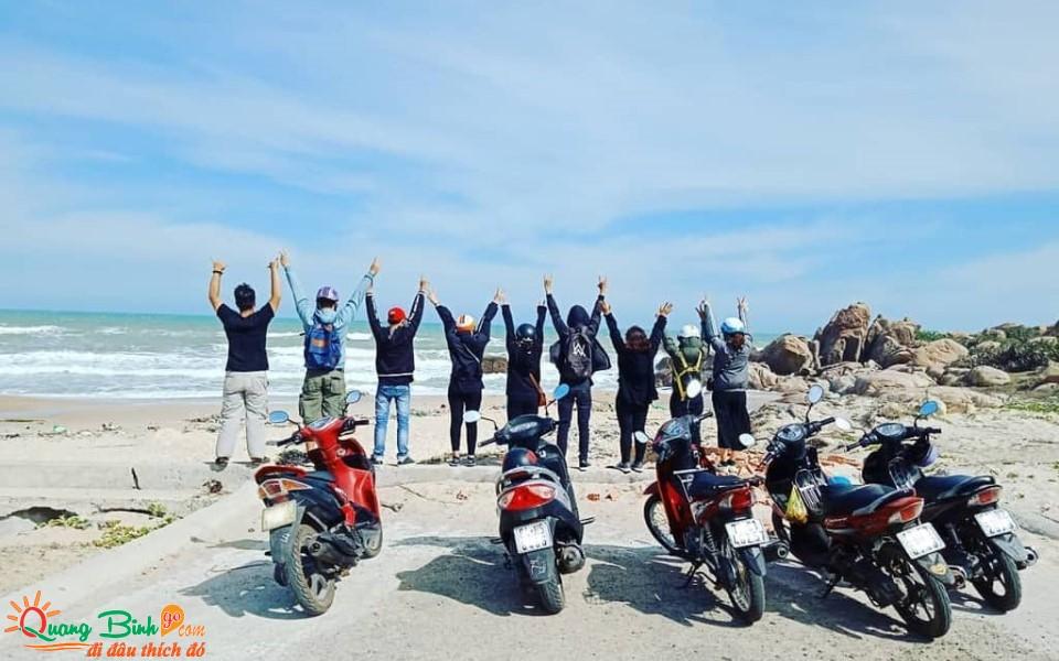 Cho thuê xe máy tại Quảng Bình motorbike rental