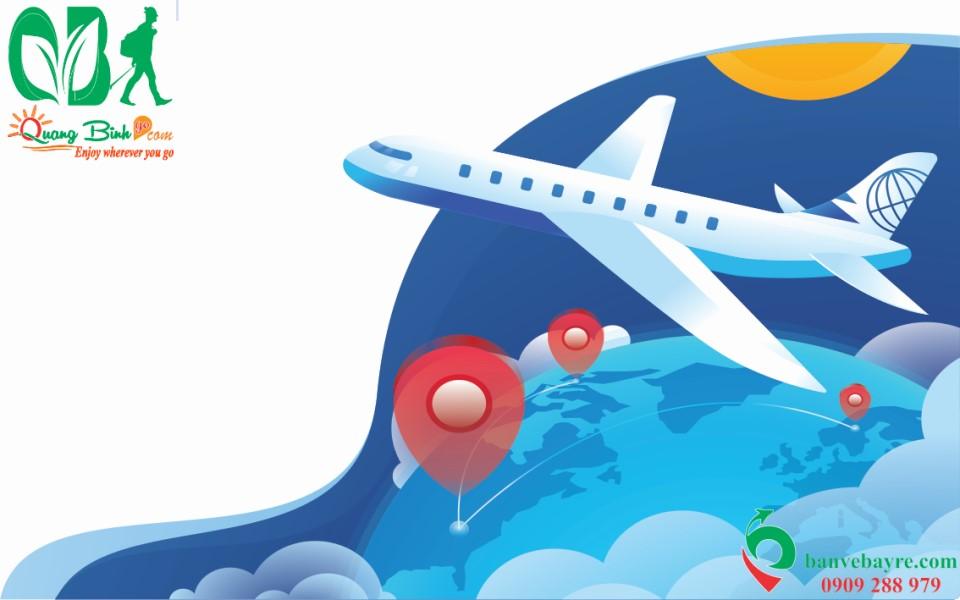 Đại lý vé máy bay giá rẻ