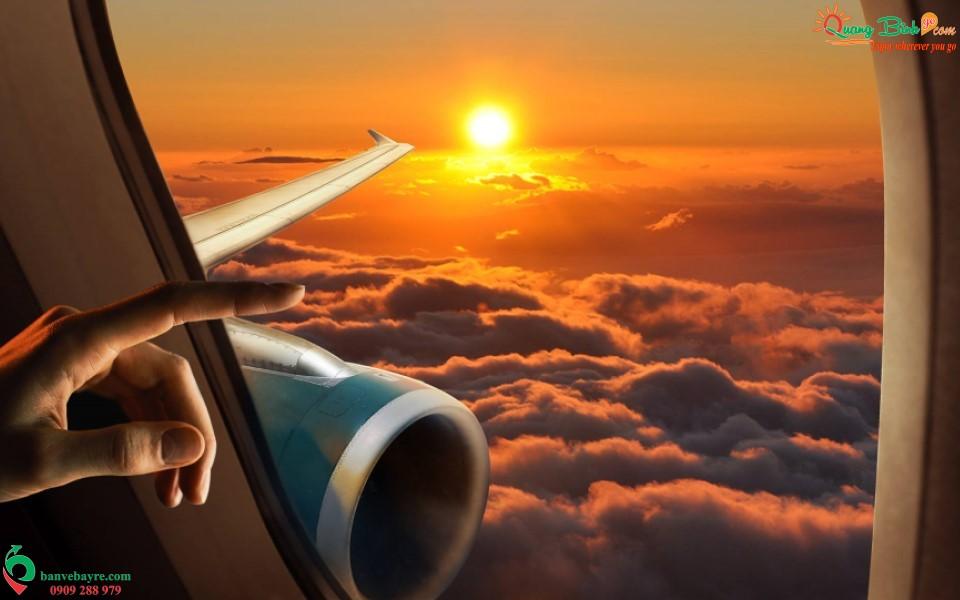 Đại lý vé máy bay tại Đồng Hới, Quảng Bình
