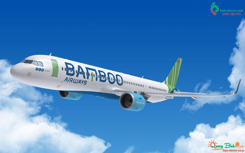 Đại lý vé máy bay tại Quảng Bình Bamboo