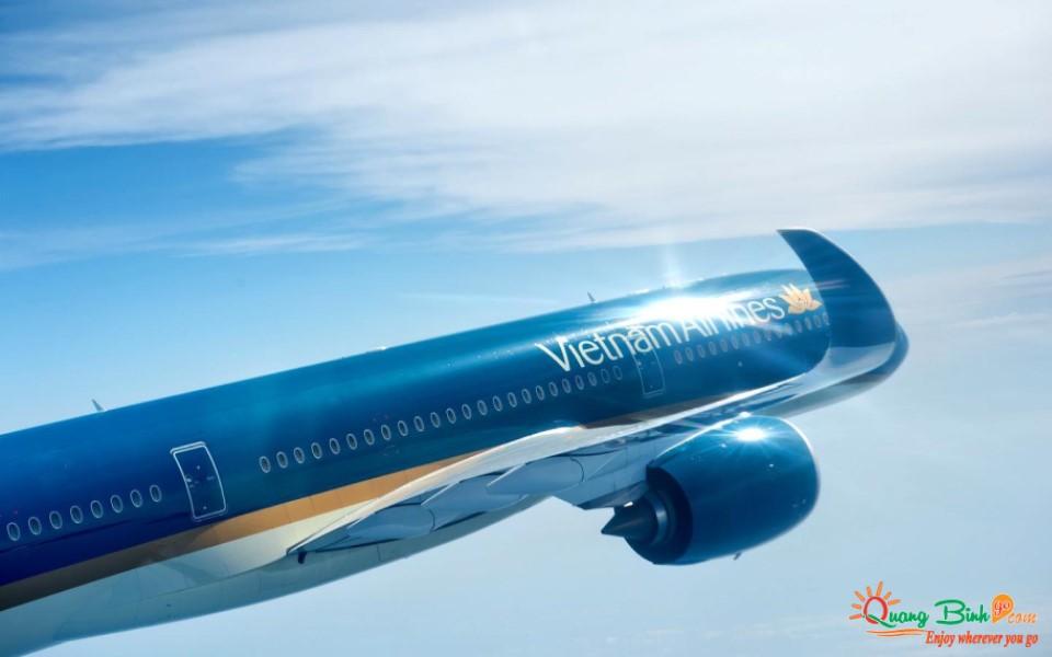 Đại lý vé Vietnam Airline tại Quảng Bình