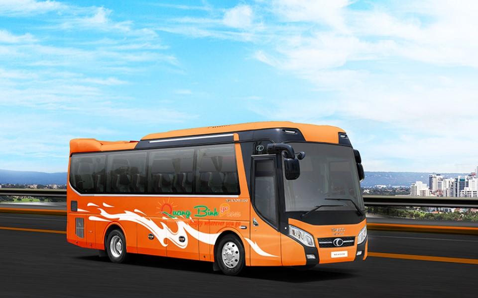 Dịch vụ cho thuê xe 35 tại Quảng Bình car rentals