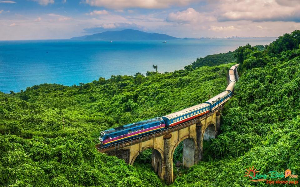 Đường sắt Việt Nam train ticket