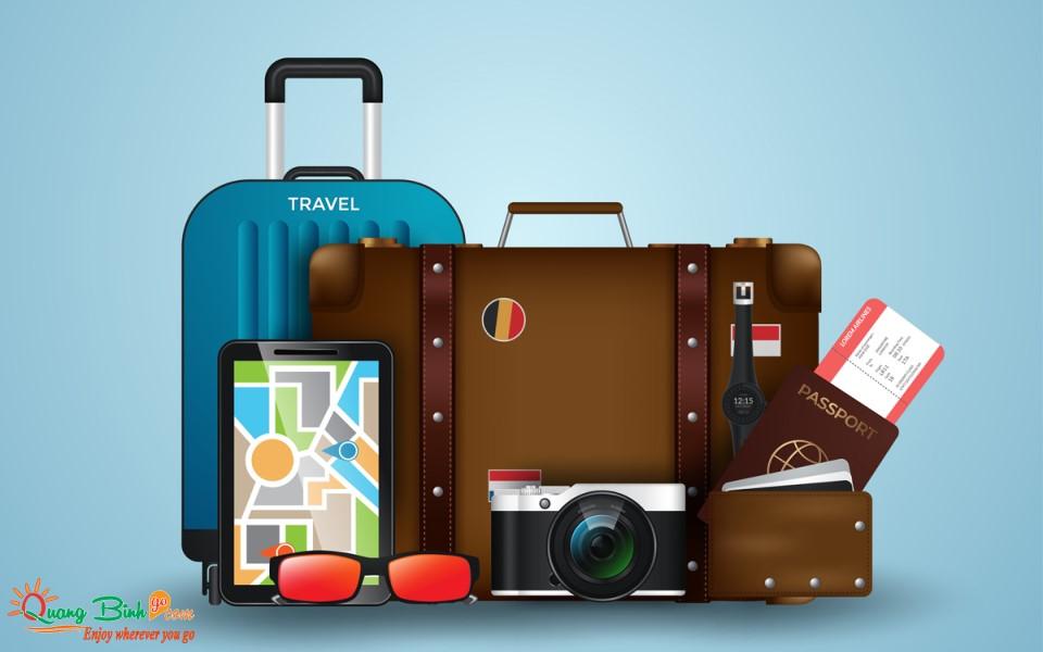 Kinh nghiệm mang hành lý khi đi du lịch