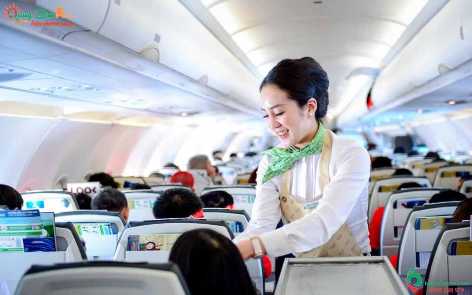 Thế giới vé bay giá rẻ Đồng Hới Bamboo