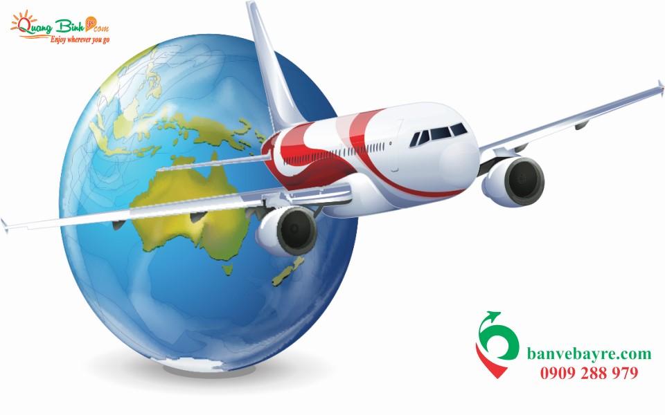 Thế giới vé máy bay Quốc tế, Viet Nam