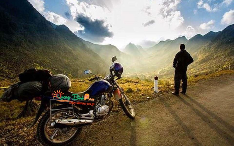 Thuê xe máy tại Đồng Hới motorbike rental