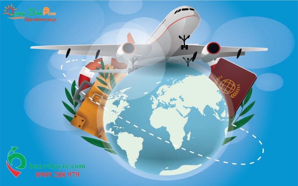 Vé máy bay đại lý Quảng Bình Go