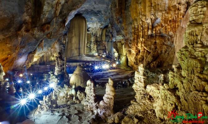 Động Thiên Đường, Paradise cave tour Quang Binh