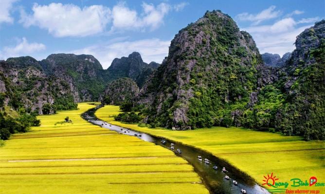 Du lịch Ninh Bình tour Quảng Bình Go Travel