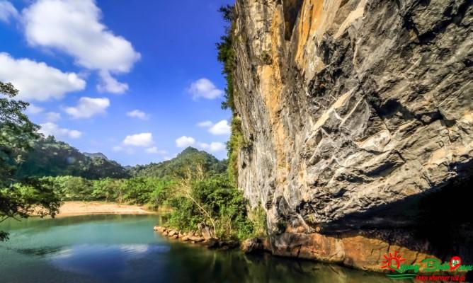 Du lịch Phong Nha cave tourism, Quảng Bình Go