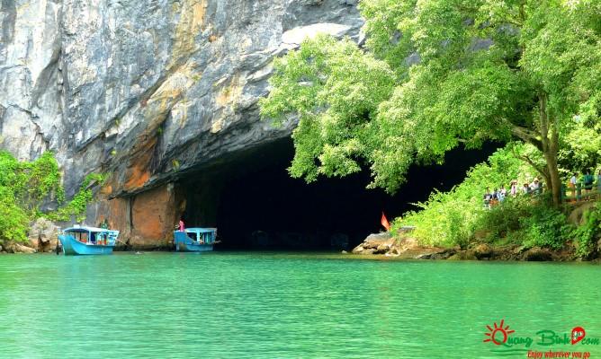 Du lịch Phong Nha cave travel, Quảng Bình Go