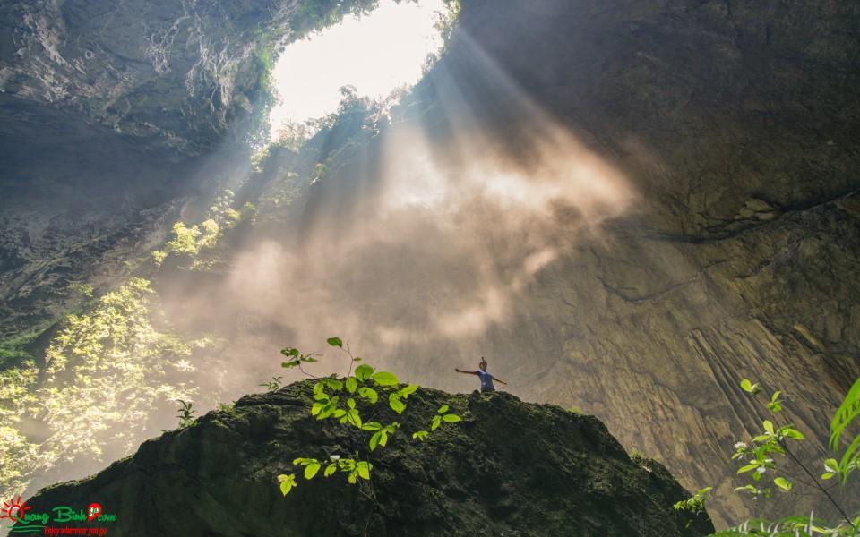 Hang Son Doong cave, tour Phong Nha Ke Bang