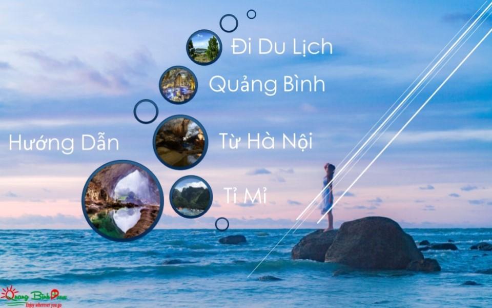 Hướng dẫn đi du lịch Quảng Bình từ Hà Nội