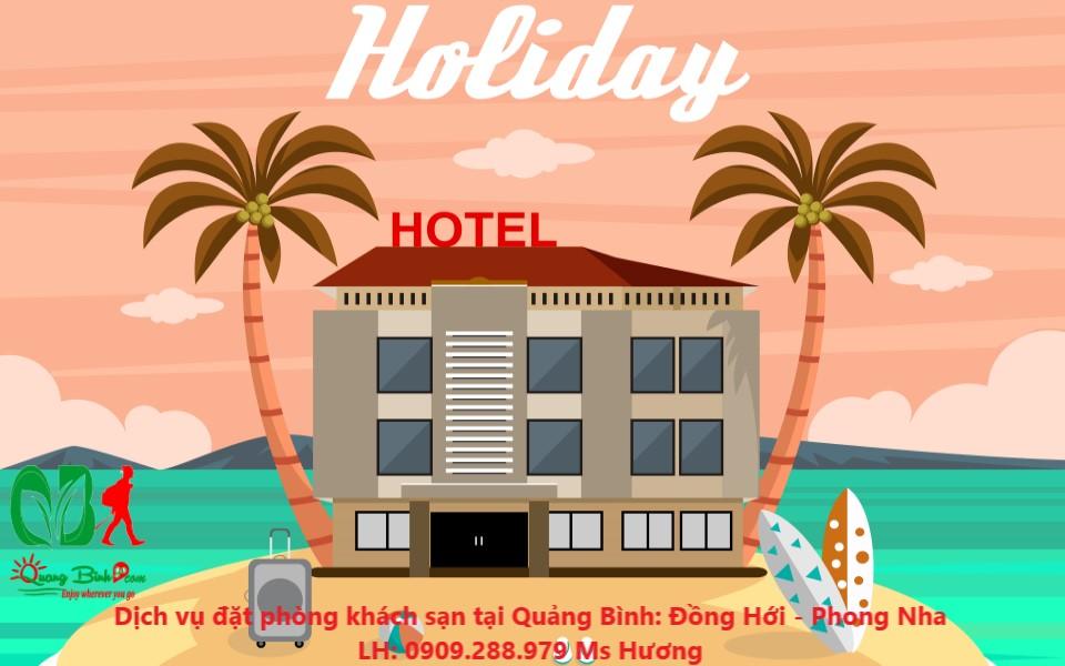 Khách sạn tại Quảng Bình hotels in Phong Nha