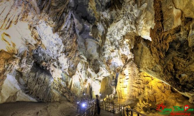 Phong Nha tour động Thiên Đường, Paradise cave
