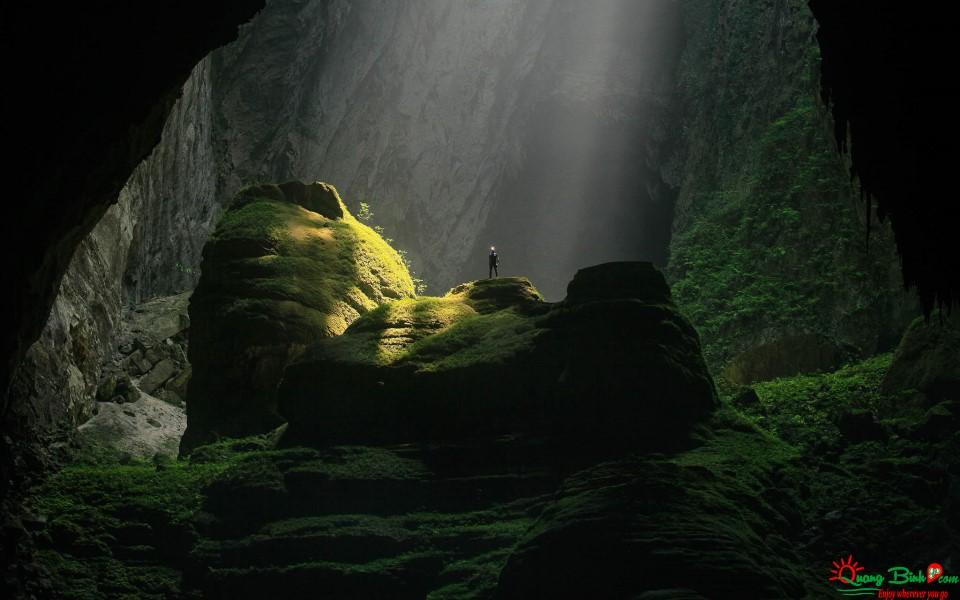 Tour du lịch mạo hiểm khám phá Sơn Đoòng