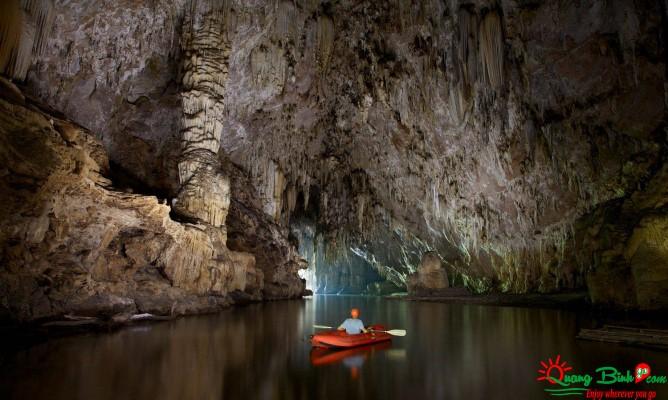 Tour Quảng Bình, Phong Nha 4500m cave explore