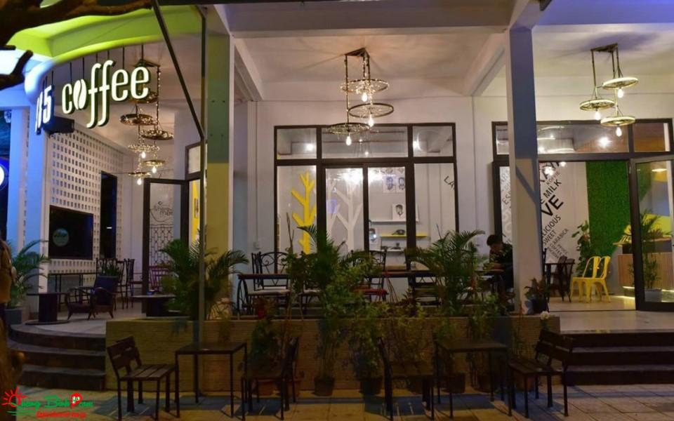 1985 Coffee, quán cafe đẹp