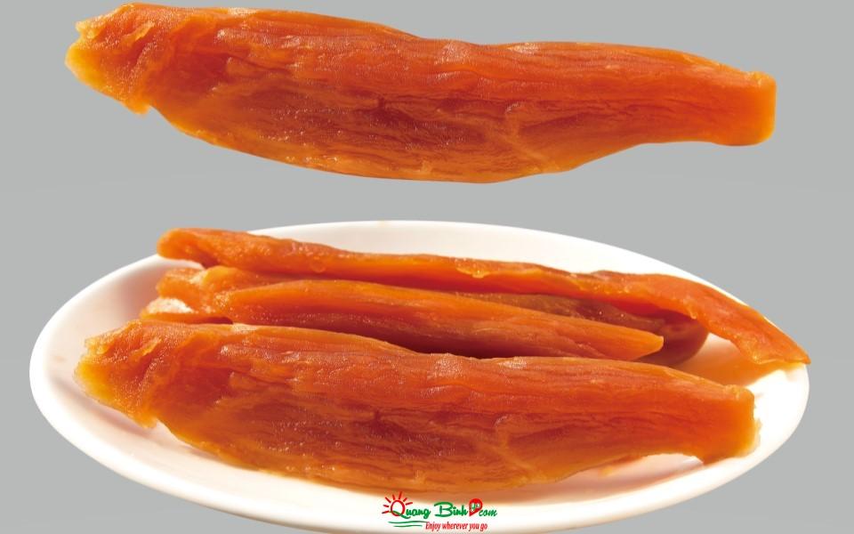 Đặc sản Quảng Bình, khoai khoai toàn khoai deo