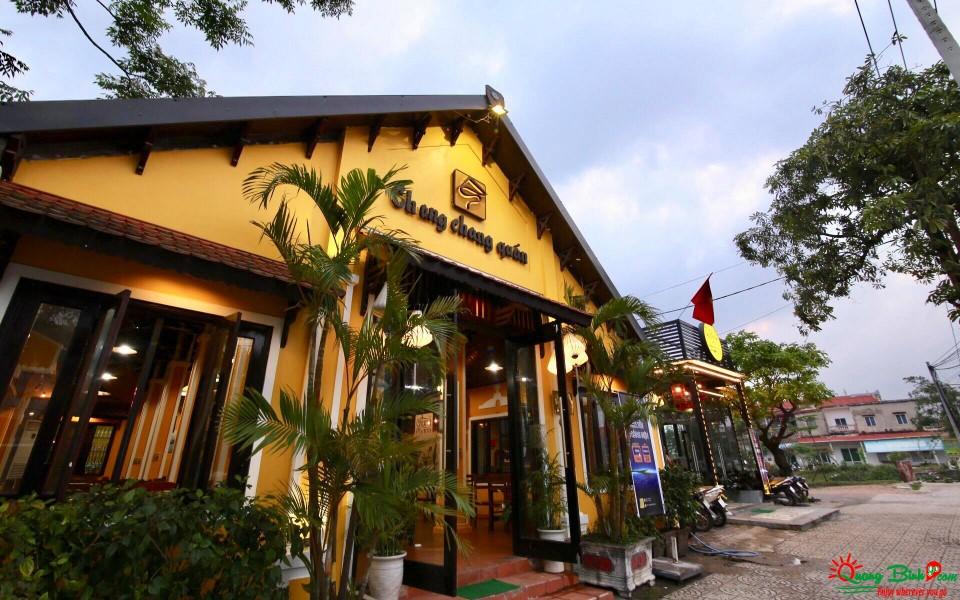 Nhà hàng Chang Chang cầu Rào, Đồng Hới