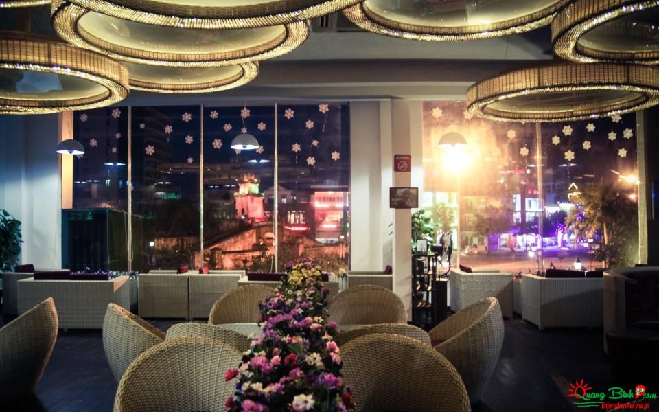 Square Coffee quán cafe view đẹp ở Đồng Hới