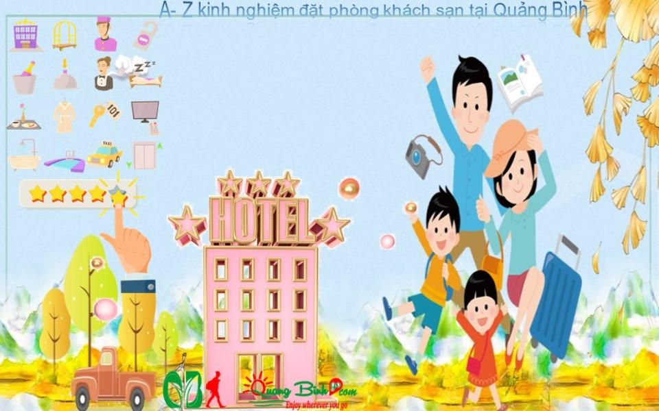 Kinh nghiệm đặt phòng khách sạn tại Quảng Bình