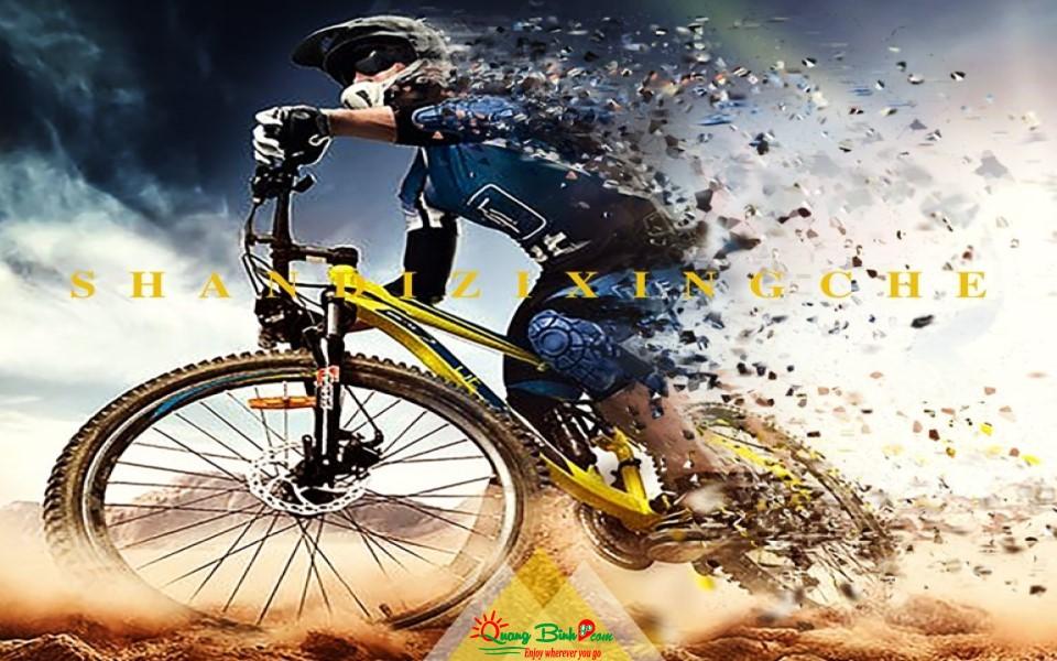 Cho thuê xe đạp địa hình tại Quảng Bình bicycle rental