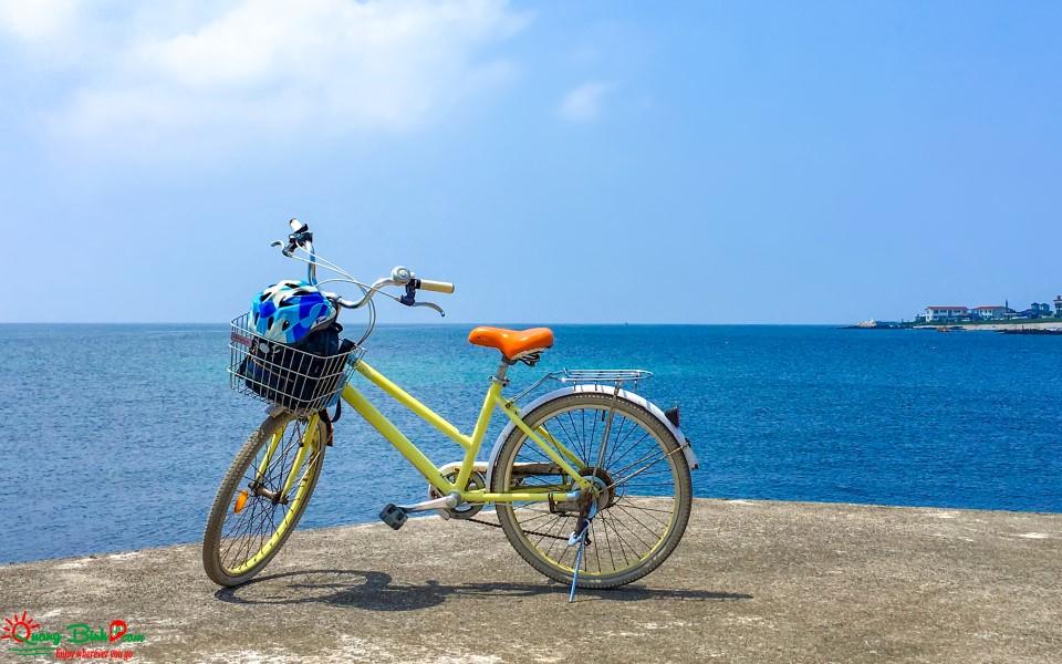 Dịch vụ cho thuê xe đạp tại Đồng Hới City bicycle rental