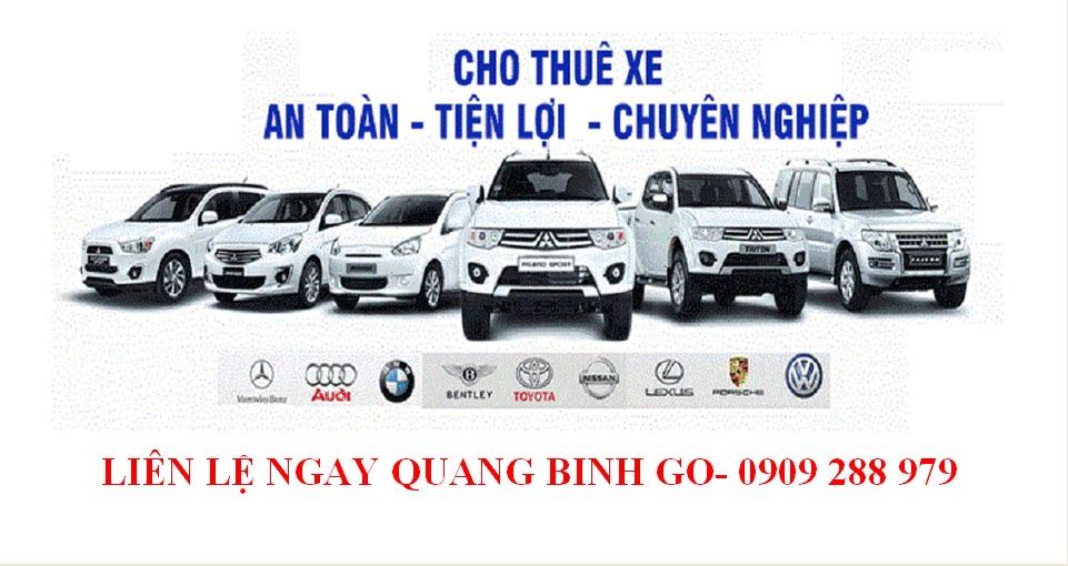 Thuê xe tự lái tại Quảng Bình những kinh nghiệm vàng cần biết
