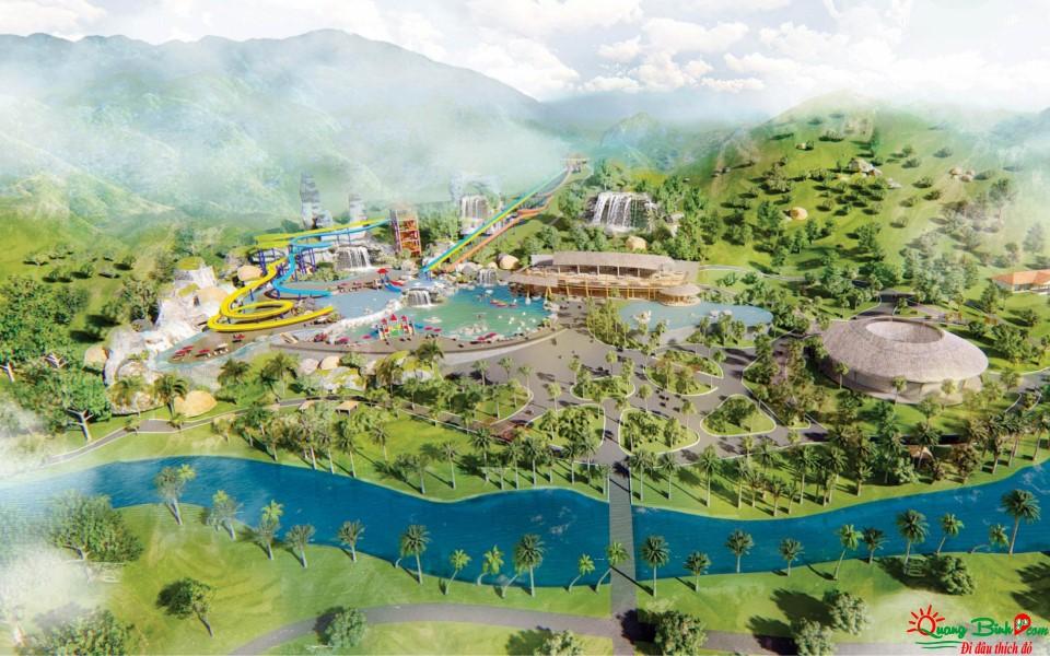 Khu du lịch Bang Onsen Resort & Spa Quảng Bình