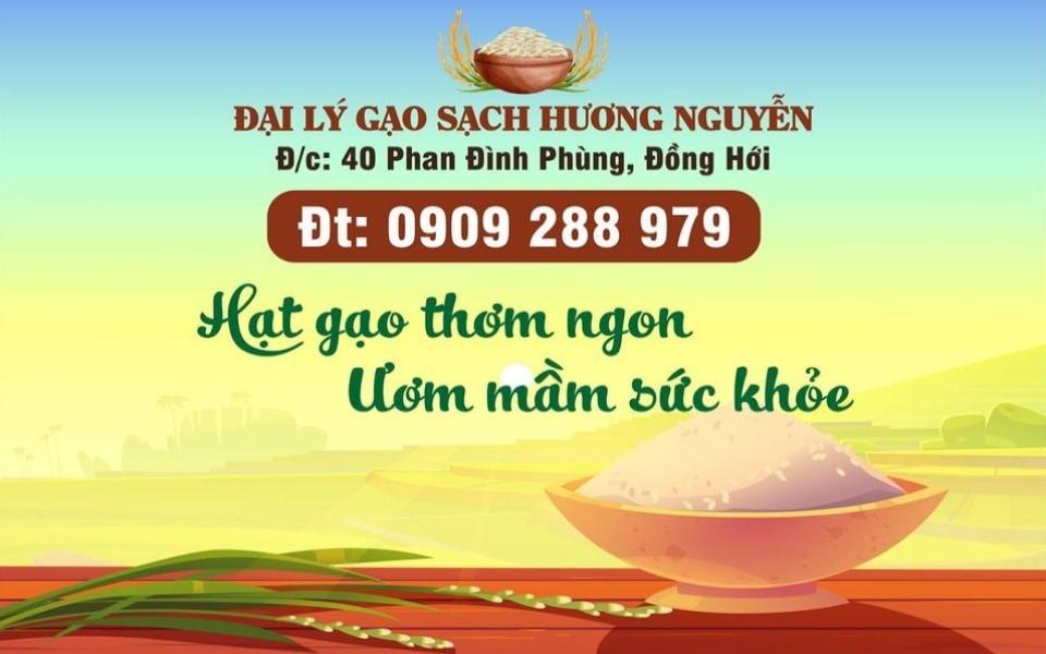 Đại lý gạo sạch, ngon tại Đồng Hới, Quảng Bình GO