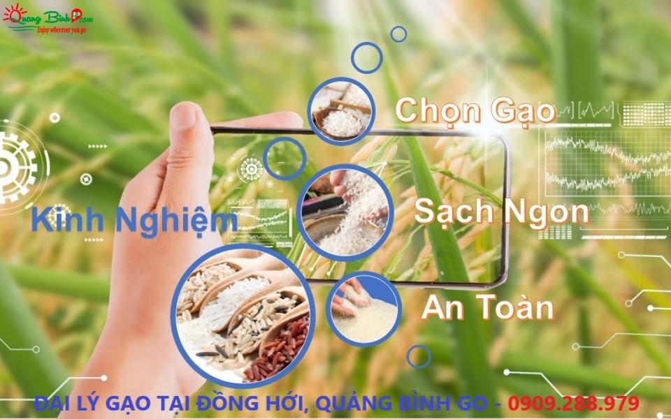Kinh nghiệm chọn gạo ngon, sạch, an toàn